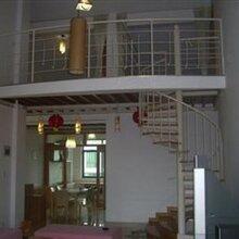 青岛钢结构阁楼隔层现浇别墅夹层跃层制作公司浇筑价格