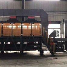 天津绿舟环保设备rco催化燃烧净化净化设备