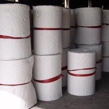 耐火纤维棉硅酸铝纤维毡硅酸铝针刺毯图片