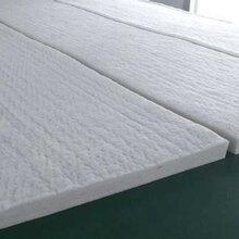 硅酸鋁耐火纖維氈、硅酸鋁針刺毯、陶瓷纖維毯圖片