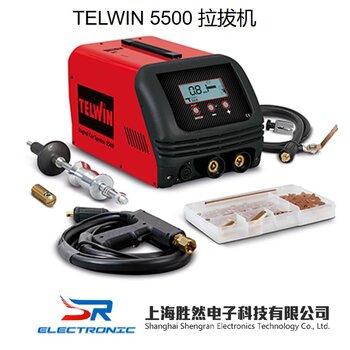 销售原装进口TELWIN拉拔机5500400V车身修复机汽车美容师
