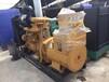 吉林出售上柴股份200KW二手柴油发电机组市场免费报价