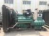 天津转让沃尔沃柴油发电机组300KW二手柴油发电机工厂备用电源