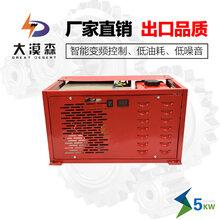 重庆电动车增程器厂家直销5KW48V/60V/72V汽油发电机图片