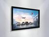 室内LED灯箱广西河池挂墙高品质灯箱铝合金型材厂家直销