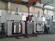 供應免釘膠設備陶瓷膠生產線噴膠設備廠家1000L強力分散機圖片