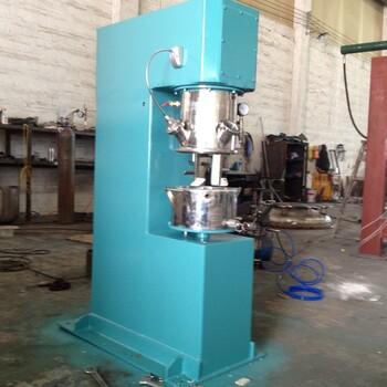 山西实验星搅拌机高粘度物料硅橡胶实验设备