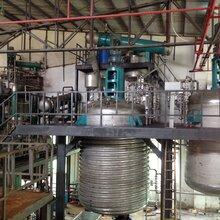 江苏酚醛树脂反应釜无锡醇酸树脂设备无锡树脂成套设备厂家图片
