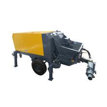 中科支护GYP-90液压湿喷机回弹低有效节约施工成本图片