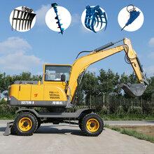 轮式挖掘机价格大全渝北地区微型轮式挖掘机价格轮式挖掘机价格大全图片