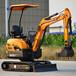 可以進室內的迷你小型挖掘機價格湖南長沙小挖機生產廠家