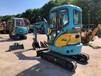 洋馬二手微型挖掘機,焦作洋馬二手挖掘機型號和價格