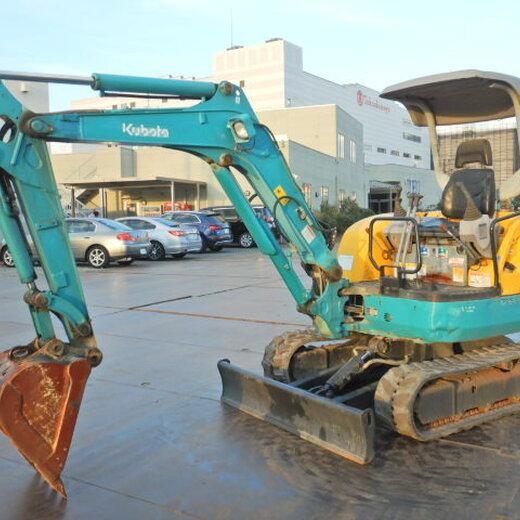 久保田二手挖掘機小型,羅定二手小型挖掘機