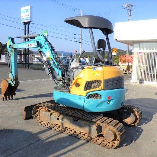 久保田小型挖掘機二手,小型二手久保田挖掘機價格