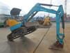 洋馬日本二手挖機交易市場,鐵甲二手輪式小型挖掘機