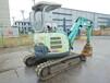 成都小型挖掘機二手,日本二手挖機市場