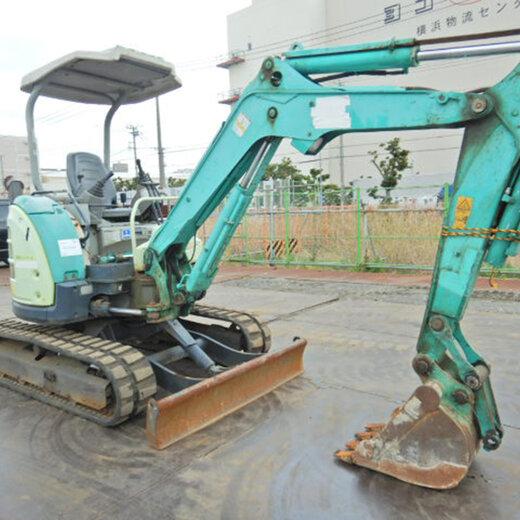 洋馬日本二手挖機交易市場,二手小型挖掘機圖片價格