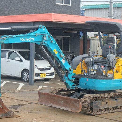 贛州二手挖掘機小型20,日本二手挖機市場