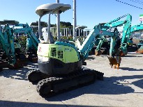 洋馬日本二手挖機市場,二手斗山小型挖掘機估價