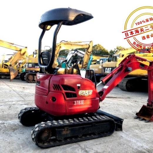 天津個人二手小型挖掘機,日本二手挖機市場