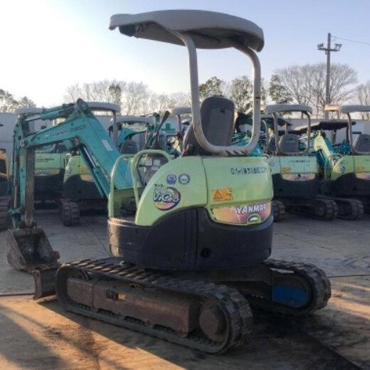 微型二手挖掘機小型,日本二手挖機交易市場