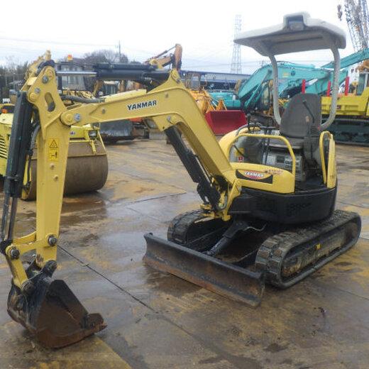 個人二手小型挖掘機買賣,日本二手挖機市場