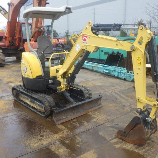 漢中市小型二手挖掘機轉讓,日本二手挖機市場