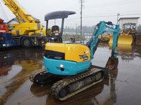洋馬日本二手挖機交易市場,北京二手小型輪式挖掘機