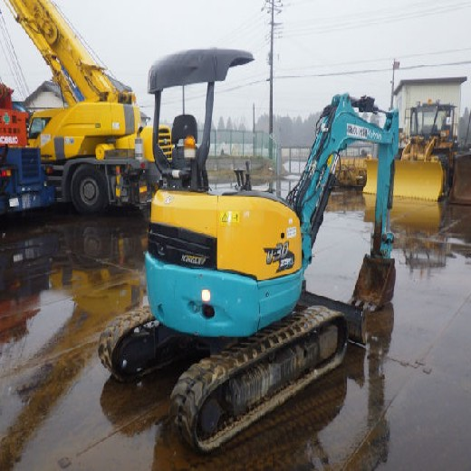 淮安日立300二手小型挖掘機