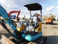 洋馬日本二手挖機交易市場,個人轉讓二手13玉柴小型挖掘機