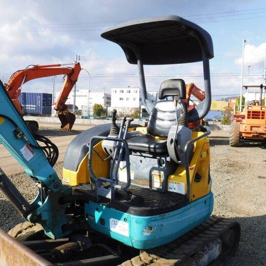 小型二手挖掘機求購,日本二手挖機市場