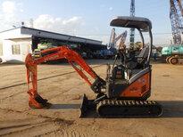 80以下二手小型挖掘機,日本二手挖機市場