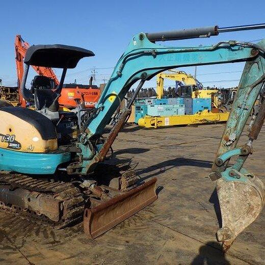 洋馬日本二手挖機交易市場,二手挖掘機小型皆贊專注輔軼