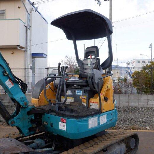 全國二手神鋼小型挖掘機,日本二手挖機市場