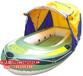 3人帐篷船,三人钓鱼船,充气钓鱼艇,充气帐篷船