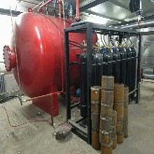 晟源DLC1.0/10-6氣體頂壓消防給水設備免費送貨及調試圖片