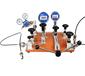 西安市高精密儀表廠氣體減壓器校驗臺