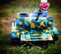 冰雪坦克車游樂坦克車兒童成人游樂坦克車花海游樂坦克車