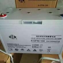 雙登蓄電池6-GFM(12V)鉛酸蓄電池報價圖片