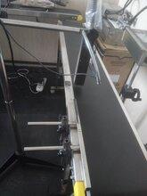 厂家定做喷码机输送带可调速轻型输送带自动化输送带一件全国包邮图片