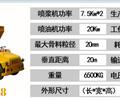 喷浆车/混凝土液压喷浆车价格