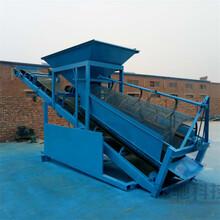 制沙机械设备/旱地筛沙机械图片