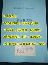 沁阳写项目立项专用报告-写可行性报告多少钱图片