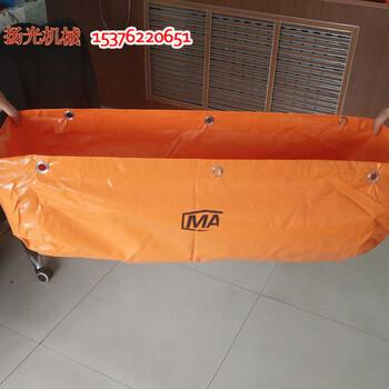 山西GD60L涂覆布阻燃隔爆水袋守护矿井安全