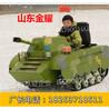 室外景区游乐坦克车儿童坦克车双人坦克车