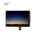 厂家直销群创3.5寸高亮高品质液晶屏LQ035NC111便捷导航方案解决