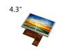 厂家直销4.3寸小尺寸EE043NA-02A/手持终端显示液晶屏