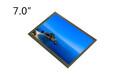 定制7寸人机界面控制液晶显示模组/群创10.1寸高清高亮IPS液晶异形屏HE070IA-02E