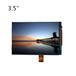 厂家直销3.5寸小尺寸便携式手持终端IPS液晶屏ZJ035IA-02K/群创无触摸全视角液晶模组