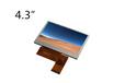 群创4.3寸手持终端液晶模组EE043NA-02A/智能掌上电视高清高亮液晶显示屏定制批发价
